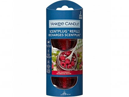 8402 yankee candle naplne do zasuvky red raspberry 2 ks