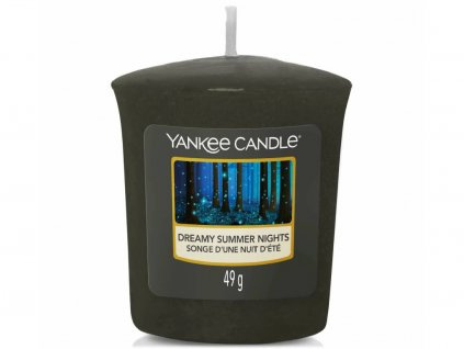 8513 yankee candle votivni svicka dreamy summer nights