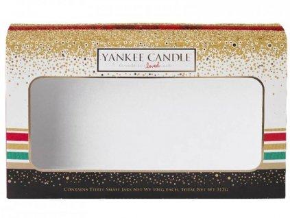 8660 yankee candle darkova krabicka na 3 ks malych svicek classic