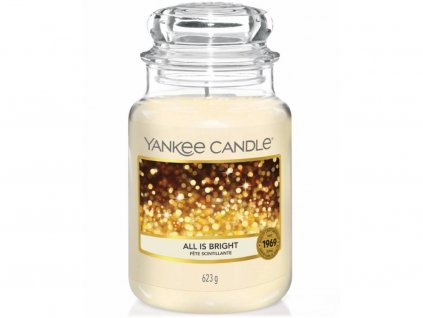 yankee candle all is bright velka