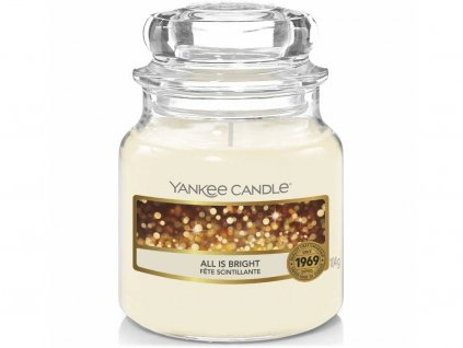 yankee candle all is bright mala