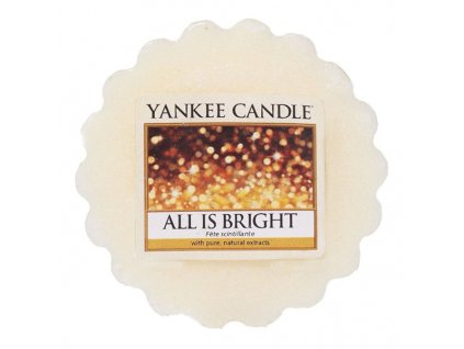 8696 yankee candle vonny vosk all is bright