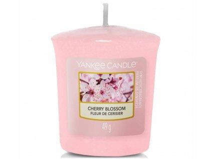 yankee candle cherry blossom votivni