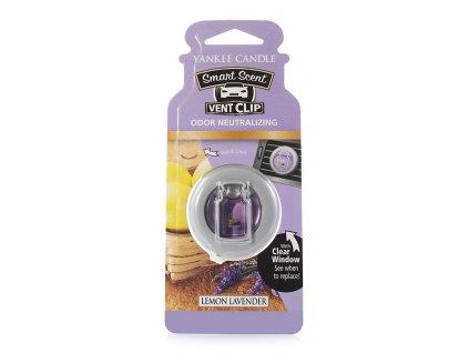8939 yankee candle vonny klip do ventilace lemon lavender