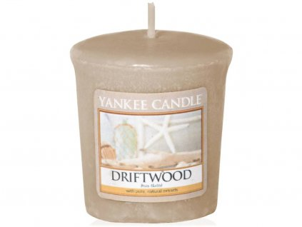 yankee candle votivni driftwood