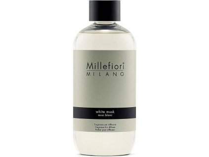 9182 millefiori natural napln do difuzeru bile pizmo 250 ml