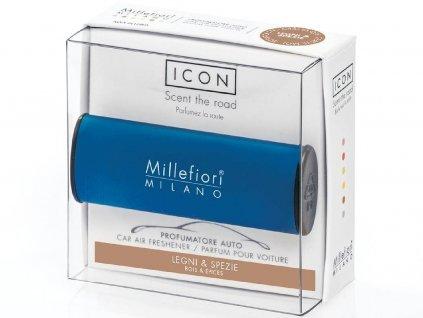 9206 millefiori milano icon vune do auta drevo a koreni modra