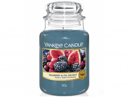 9497 yankee candle vonna svicka mulberry fig delight velka