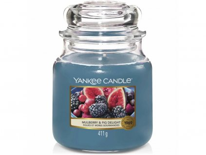 9500 yankee candle vonna svicka mulberry fig delight stredni