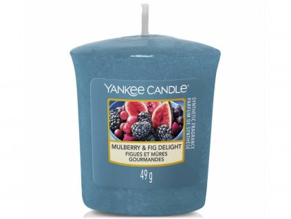 9506 yankee candle votivni svicka mulberry fig delight