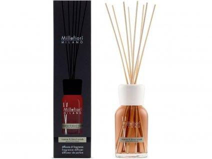 millefiori milano incense blond wood difuzer 250ml