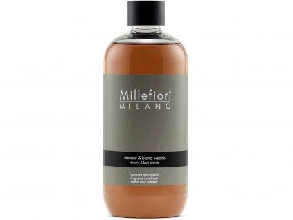 9986 millefiori milano natural napln do difuzeru kadidlo a drevo 500 ml
