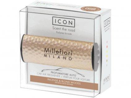 9995 millefiori milano icon vune do auta kadidlo a drevo zlata