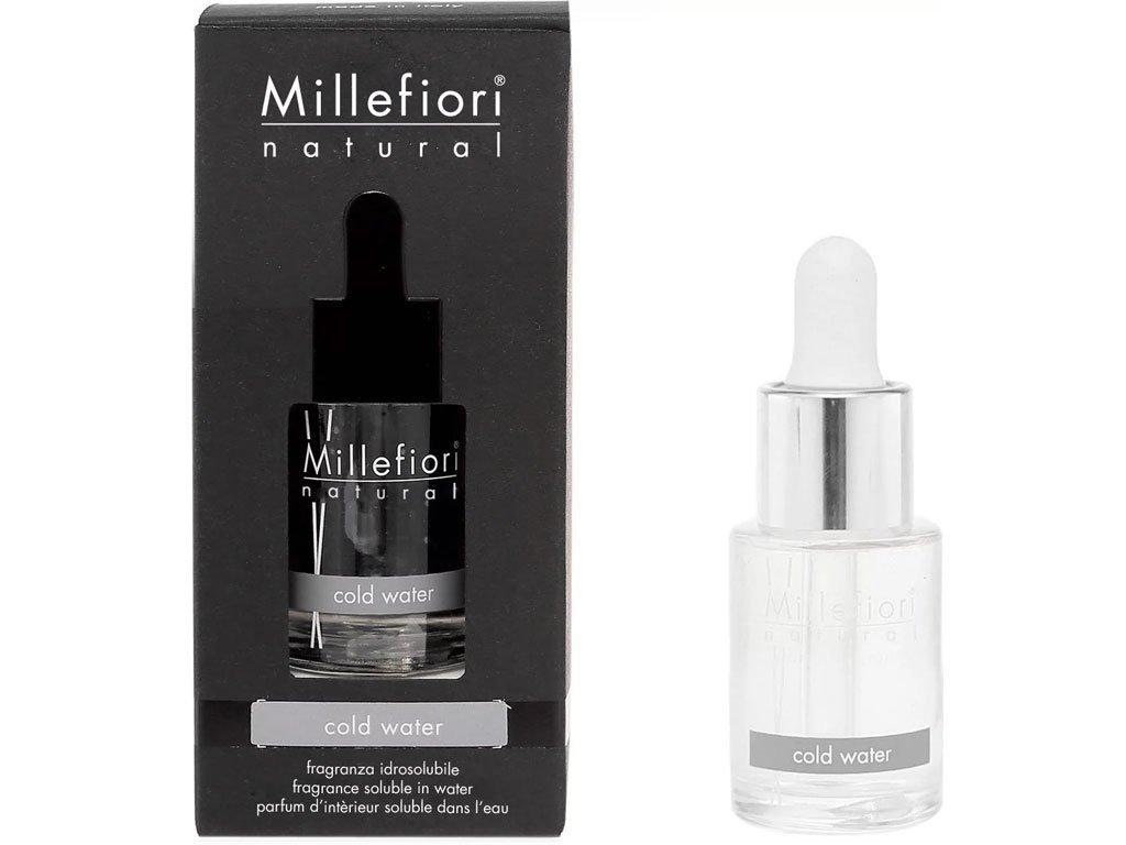 Millefiori Milano Millefiori Natural vonný olej Cold Water Studená Voda 15 ml