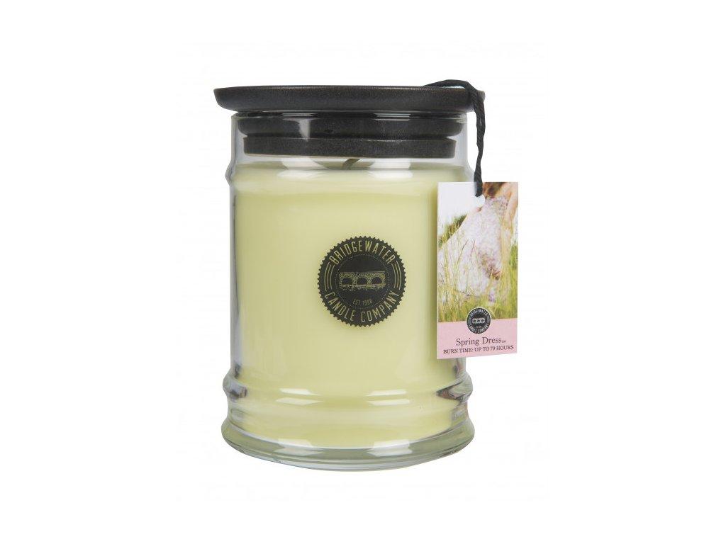 Svíčka Bridgewater Candle Company Spring Dress 250 g