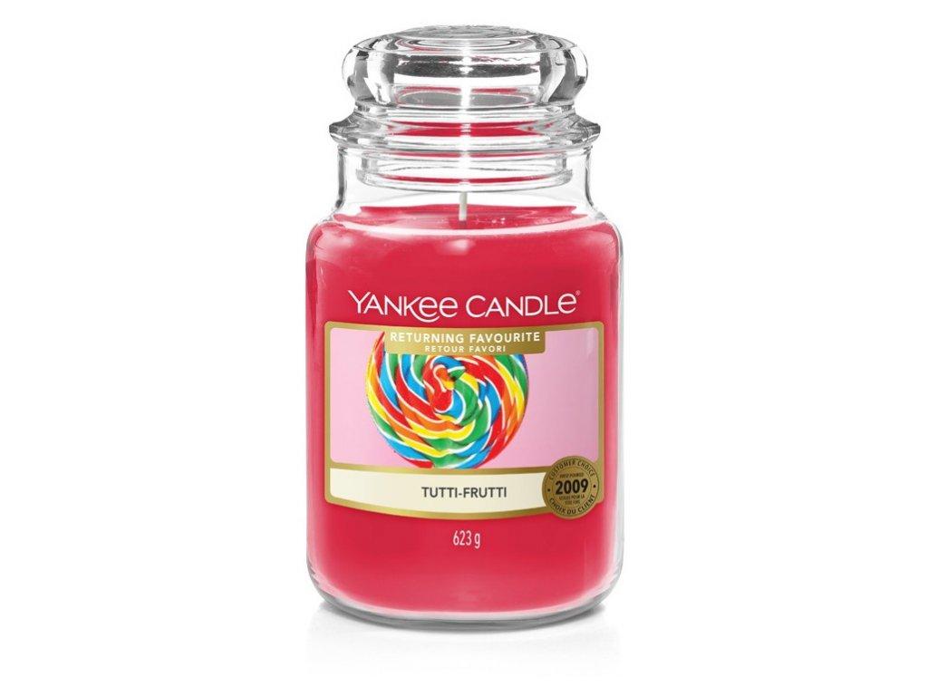 Svíčka Yankee Candle Tutti Frutti 623g velká