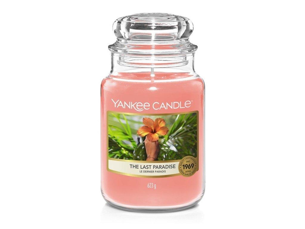 Svíčka Yankee Candle The Last Paradise Poslední Ráj 623g velká