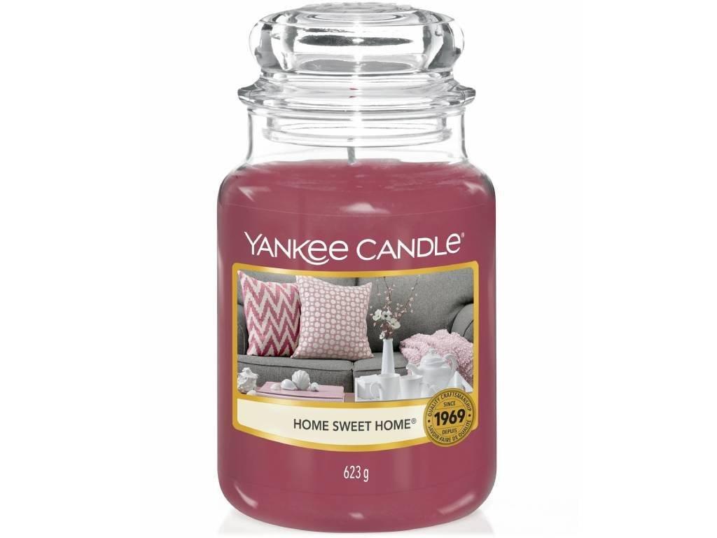 Svíčka Yankee Candle Sweet Home Sladký domov 623g velká