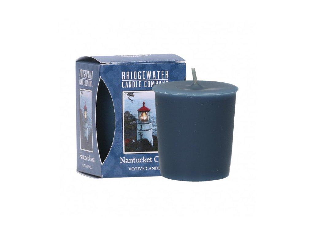 Votivní Svíčka Bridgewater Candle Company Nantucket Coast 56 g