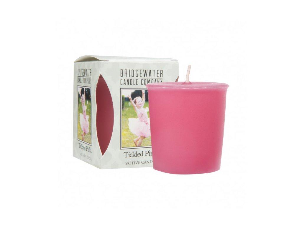 Votivní Svíčka Bridgewater Candle Company Tickled Pink 56 g