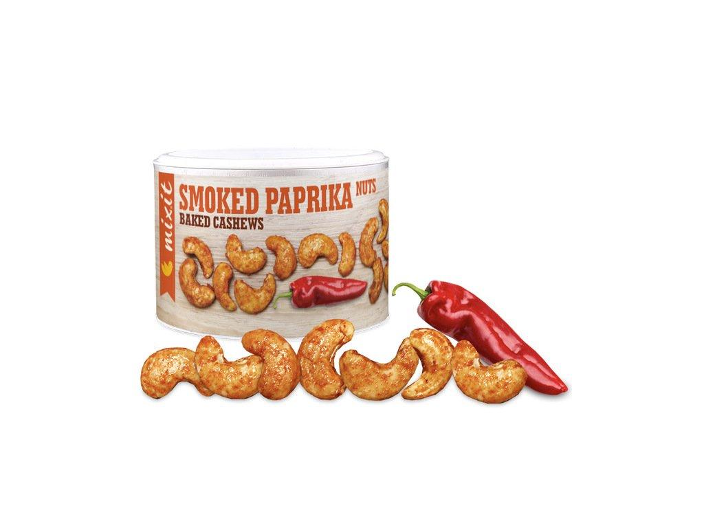 Oříšky z pece Uzená Paprika 150g Mixit