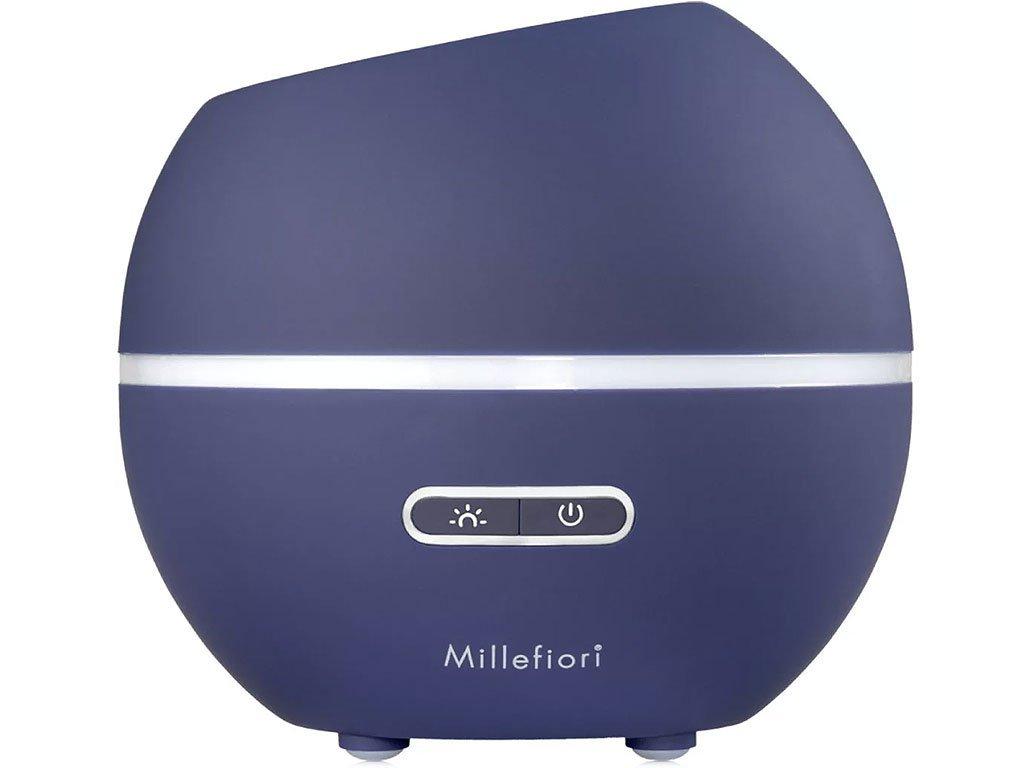 Millefiori Milano Ultrazvukový difuzér Hydro Half Sphere Blue