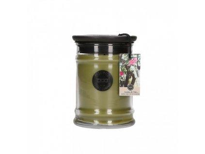 Svíčka Bridgewater Candle Company Azalea & Oak Azalka a Dub 250 g