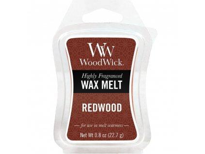 Vonný Vosk WoodWick Redwood - Santalové Dřevo 22,7g