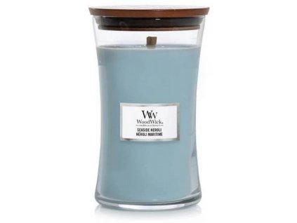 Svíčka WoodWick Seaside Neroli - Pobřežní Neroli 609,5g velká