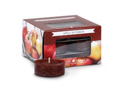 Čajové Svíčky Goose Creek Apple Bourbon Jablečný Bourbon 12 ks