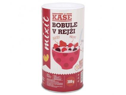Bobule v rejži - Instantní rýžová kaše mrazem sušené ovoce 380g Mixit