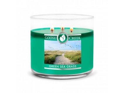 Goose Creek Green Sea Grass Mořská tráva 411g střední