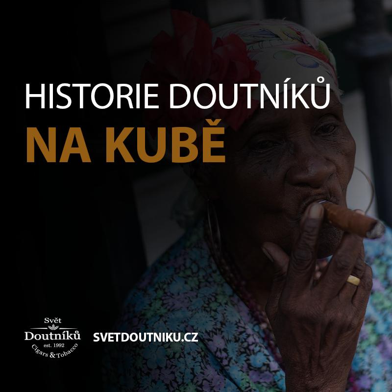 Historie doutníků na Kubě