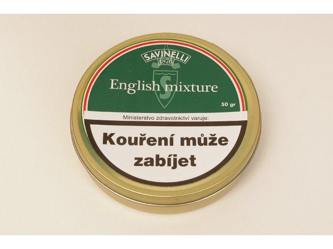 Savinelli English Mixture (Gramáž 10g)