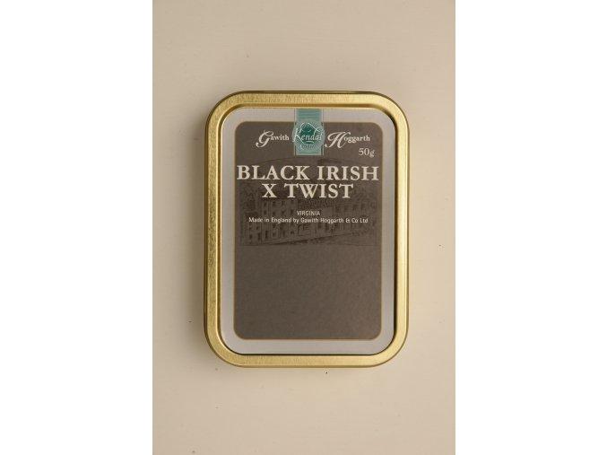 Gawith Hoggarth Black Irish X Twist (Gramáž 10g)
