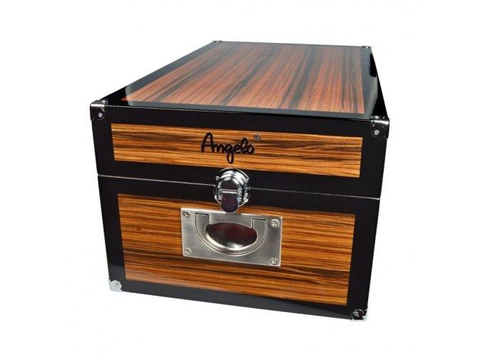 1818 humidor 100d real wood