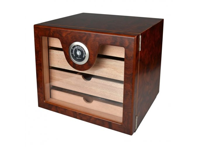 1851 humidor 60d cabinet brown