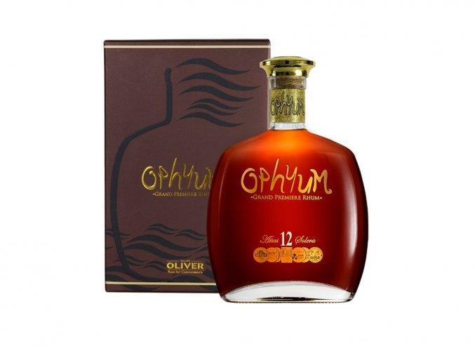 2904 ophyum rum 12 yo 0 7 l