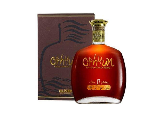 2907 ophyum rum 17 yo 0 7 l