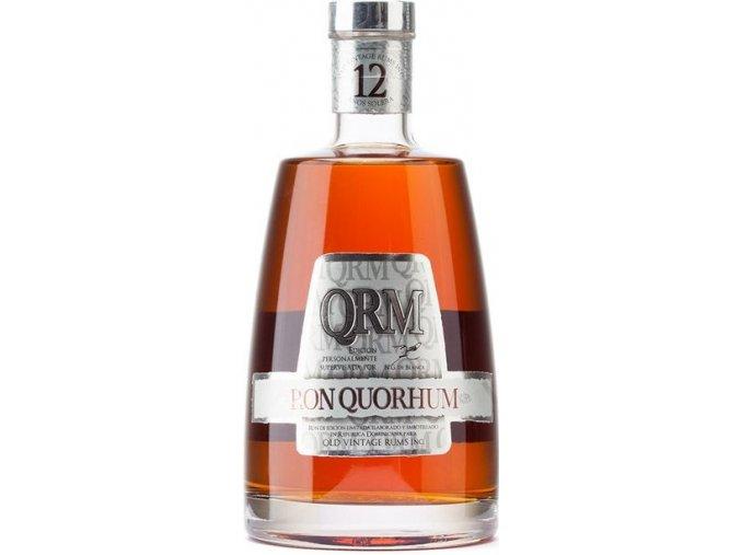 ron quorhum 12 anos solera rum 0 7 l 40 dominikans 0.jpg.big