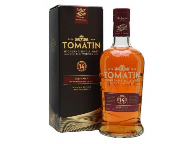 tomatin 14 yo port wood finish single malt whisky 0.jpg.big