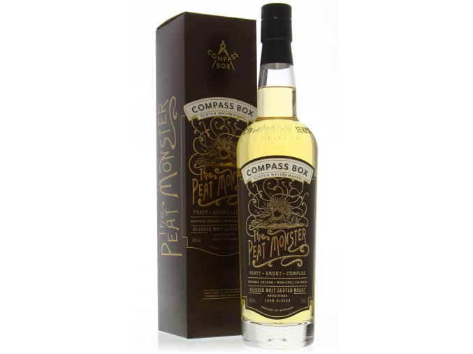 3162 compass box the peat monster 0 7 l
