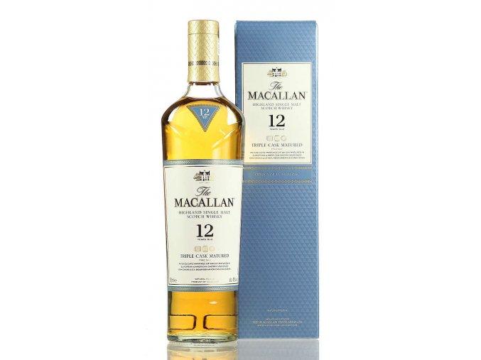 3168 macallan 12 yo fine oak 0 7 l