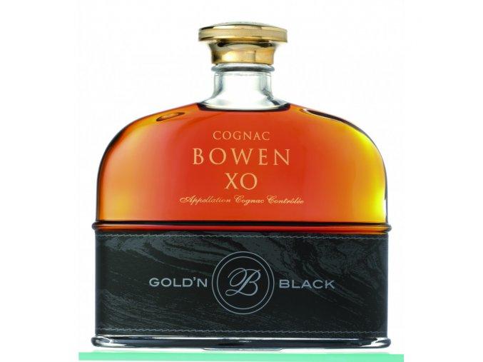 bowen xo gold n black cognac