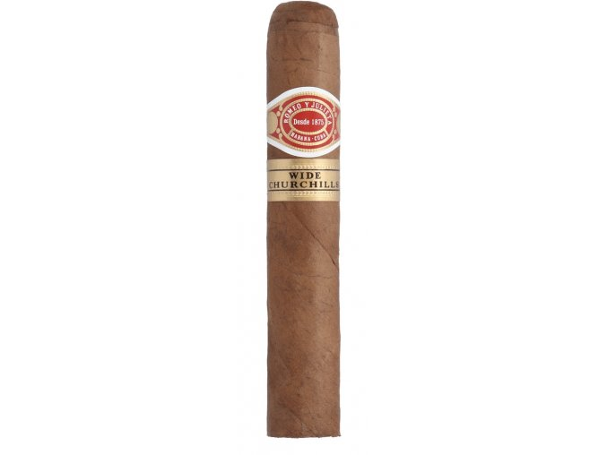 ROMEO Y JULIETA WIDE CHURCHILLS AT TUBOS