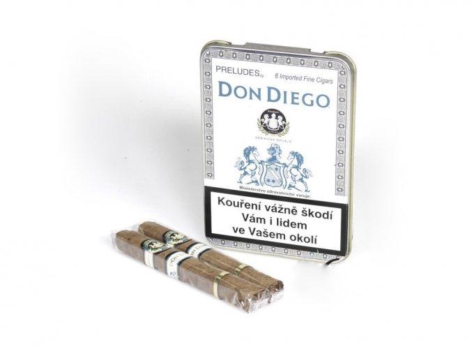 DON DIEGO PRELUDES /6