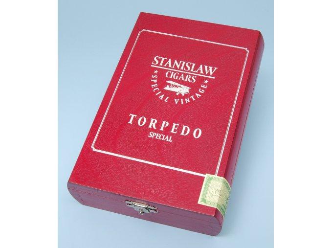STANISLAW SPECIAL VINTAGE RED TORPEDO