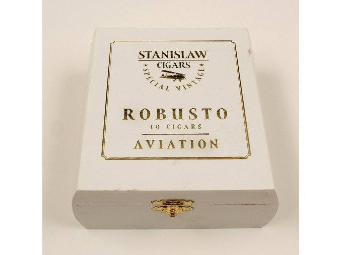 STANISLAW SPECIAL VINTAGE WHITE ROBUSTO