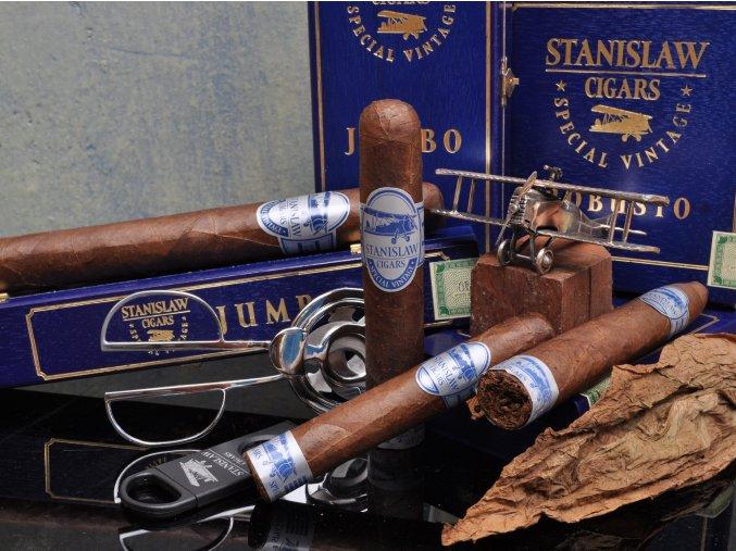 STANISLAW VINTAGE BLUE ROBUSTO