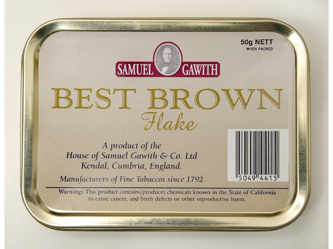 Gawith Best Brown